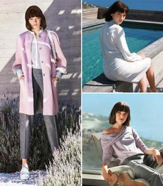 Read the article 'Ready for Business: 8 NEW Sewing Patterns' in the BurdaStyle blog 'Daily Thread'.