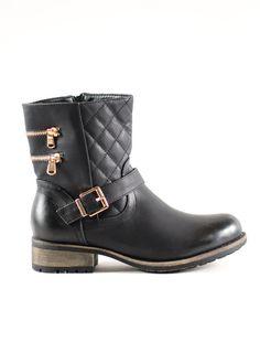ΜΠΟΤΑΚΙ Bellisima, Biker, Boutique, Boots, Fashion, Crotch Boots, Moda, Fashion Styles, Shoe Boot