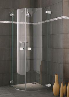 90 models of optimal limited bathroom space decoration - frasesdemoda . Lake Bathroom, Bathroom Layout, Bathroom Interior, Basement Bathroom, Bathroom Ideas, Corner Shower Enclosures, Quadrant Shower Enclosures, Small Wet Room, Shower Taps