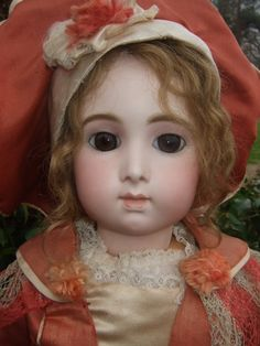 Bebe Jumeau Carrier-Belleuse Triste 10 - Castellidoll