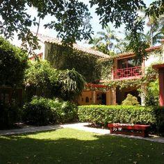 The Kampong House, Coconut Grove (Miami, Florida)
