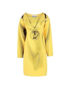 MOSCHINO Short-Dress. #moschino #cloth #short-dress
