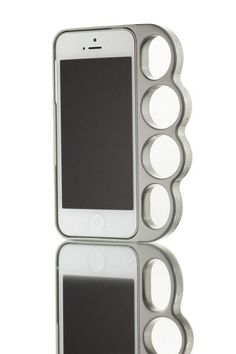 Knucklecase for iPhone 5