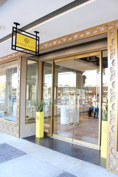 The Kendra Scott store number four - Houston Rice Village. #KendraScott