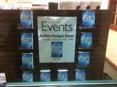 Barnes & Noble Book Signing - Feb. 16th at 2pm - beautiful window display!!