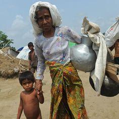 ARAKAN'LI MÜSLÜMAN'LAR BUDİS BASKISI ALTINDA #Arakan #Bangladesh #Myanmar #Thailand  #Malaysia #Rohingya