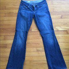 Gap 1969 denim boot cut Dark denim boot cut GAP Jeans Boot Cut