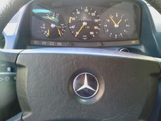 Meu Mercedes W123 300