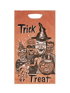 I remember these!!  Vintage Halloween Decorations and Costumes - Halloween Collectibles - Country Living