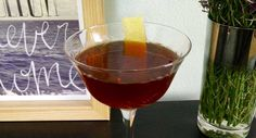 Can we get you a drink? Bourbon & Banter's Thomas Fondano shares his house recipe for The Vandano Variation Cocktail.