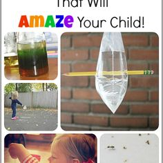 7 Science Experiments for Kids That Will Amaze Your Child - Buggy and Buddy