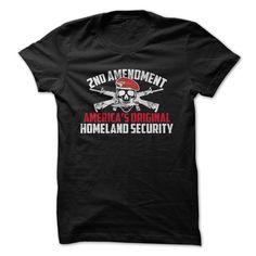 2nd Amendment - America's Original Homeland Security