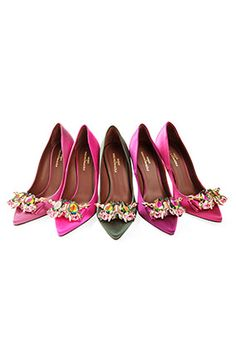 Mawi / bruno magli ~ fall 2013 ~ gorgeous heels ~ shoes ~