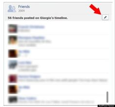 Have Facebook users discovered a bug that exposes private correspondences between friends on the social networking site?