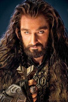 Thorin Oakenshield, ssshh.. hawt.. <3