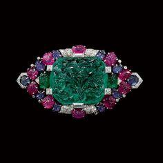 Cartier brooch