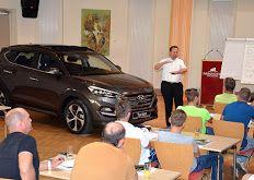 #Präsentation - neuer #Hyundai #Tucson für #Salzburger #Hyundai #Vertragspartner im #Parkhotel #Brunauer in #Salzburg