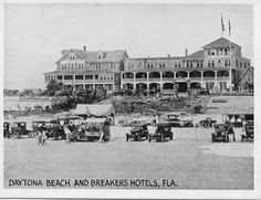 Daytona Beach And Breakers Hotel Fl