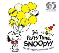 It's Party Time, SNOOPY