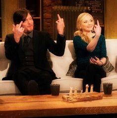 Norman and Emily