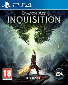 Dragon Age Inquisition (PS4): Amazon.co.uk: PC & Video Games