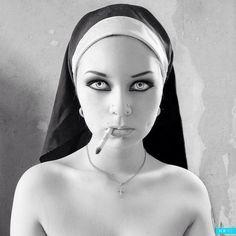 Девочки секс монашки