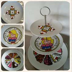 Porcelain art blond amsterdam