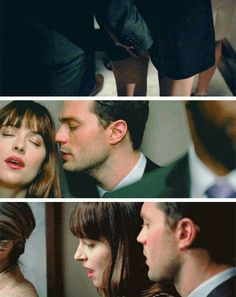 Jamie & Dakota ♡ Fifty Shades  Darker