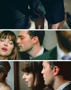 Jamie & Dakota ♡ Fifty Shades  Darker