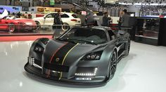 As for the limited edition Gumpert Apollo Enraged, only three examples are destined for production, each of them coming with 780 horsepower on tap and a curb weight of 2,590 pounds.
