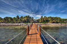 Florida Keys Featured Luxury Vacation Rental Property: The Gardens At Schooner Bay Estate