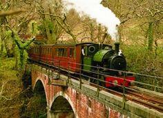 Rheilffordd Talyllyn Railway, Gorsaf Wharf Station, Tywyn, Gwynedd 3