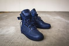 competitive price d9449 5a0dc Nike Wmns SF AF1 (857872-400) Binary Blue New Arrvial  solecollector
