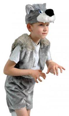 Маскарадные костюмы волк