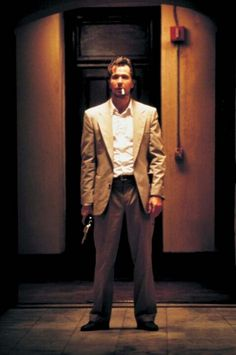 Norman Stansfield (Gary Oldman) in Leon the Professional)\