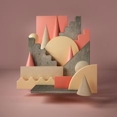 Memory Palette on Behance