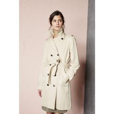 L'incontournable trench-coat