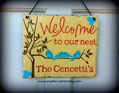 Decorative Slate Signs Prepossessing Snowman With Banner Hand Painted Decorative Slatepipberrytree Review