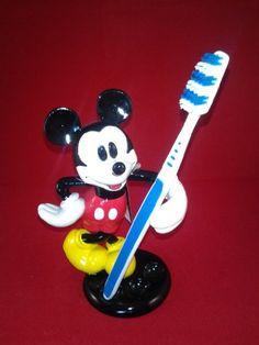 Disney Mickey Mouse Toothbrush Holder Disney http://www.amazon.com/dp/B0083LIXWA/ref=cm_sw_r_pi_dp_7ivdwb1FHTW8W