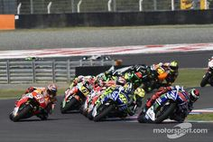Argentina gp race start 2014