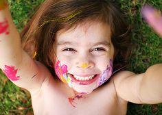 e se sorride...ti riempie il cuore