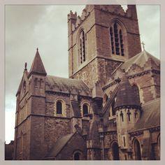 Cathédrale Christ Church Dublin Irlande