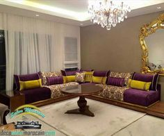 25 Best Salon morocain images   Moroccan living rooms, Moroccan ...