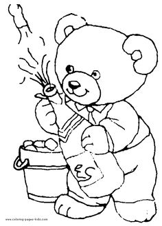 new year's coloring pages | New Year 4 Juli coloring pages and sheets can be found in the New Year ...