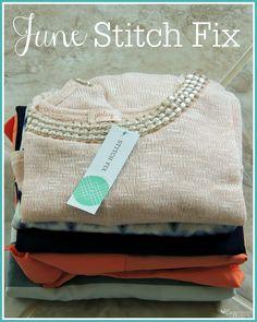 June 2015 Stitch Fix Review