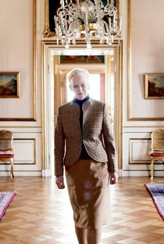Denmark Royal Family, Danish Royal Family, Queen Margrethe Ii, Danish Royalty, Royal Jewelry, Royal House, Prince Philip, Lady And Gentlemen, 75th Birthday