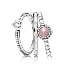 >>>Pandora Jewelry OFF! Leaf Jewelry, Jewelry Rings, Jewelry Accessories, Women Jewelry, Jewellery, Pandora Bracelets, Pandora Jewelry, Pandora Charms, Pandora Pink Ring