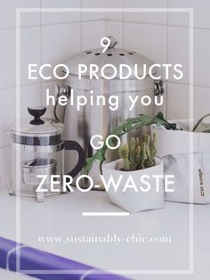 While a zero-waste lifestyle may sound intimidating, there are many simple switches you can make to help lessen your daily waste. Great part, all of these products are reasonably priced so it's easy to start your journey... 1. iPhone Case, Pela $26 You may find it odd I begin with this one, but tech