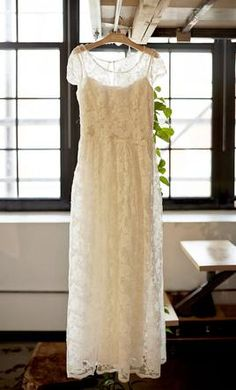 BHLDN Leanne Marshall Ellie Long: buy this dress for a fraction of the salon price on PreOwnedWeddingDresses.com