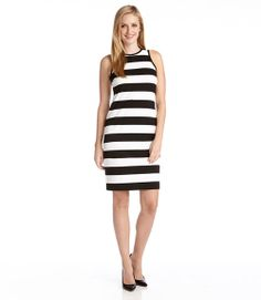 EXPOSED ZIPPER DRESS by Karen Kane. Made in the USA!
